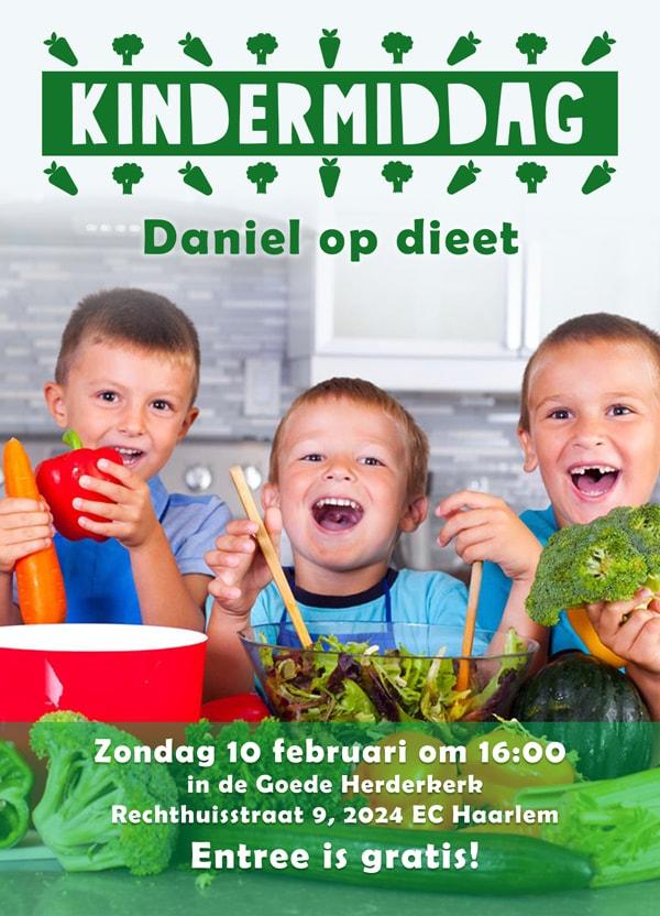 Daniël Op Dieet Geloven In De Stad